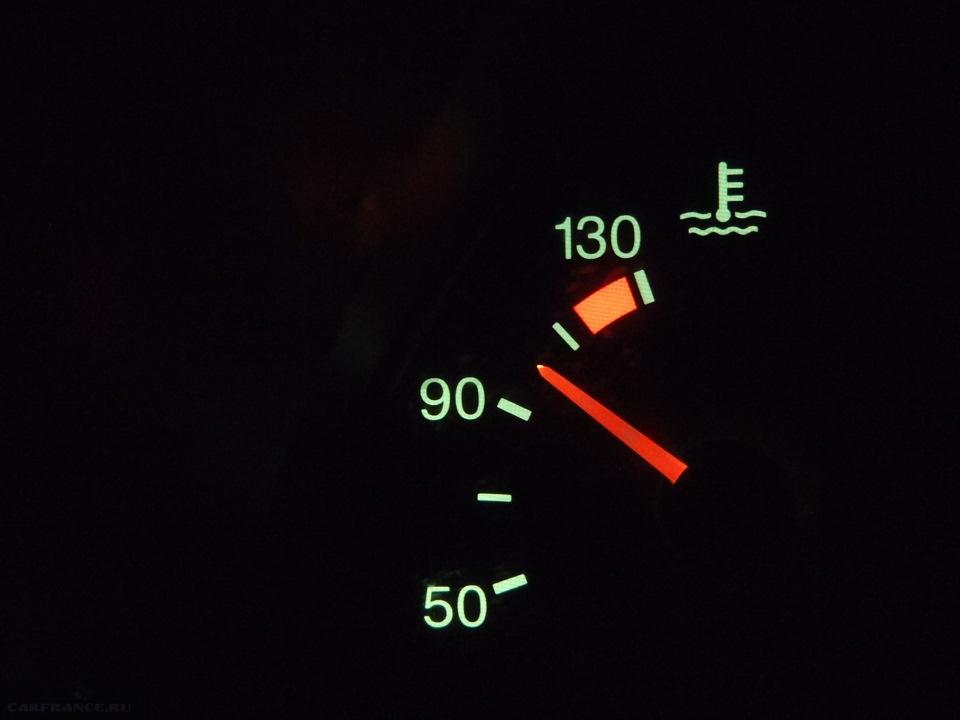 Нагрев двигателя и отказ кондиционера в жару